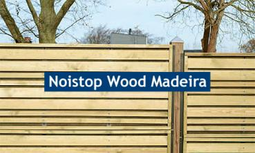 Noistop Wood Madeira 2.000 x 900 x 170 mm