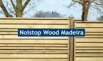 Noistop Wood Madeira 2.000 x 450 x 170 mm